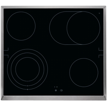 AEG Induction Hob in Tempered Glass