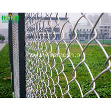 Cheap Galvanized Steel Garden PVC Chain Link Fence