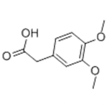 (3,4-Dimethoxyphenyl)acetic acid CAS 93-40-3