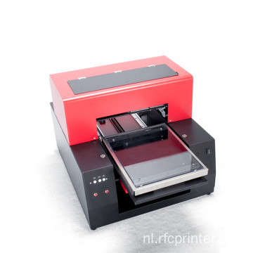 Digitale A3 Flatbed T-shirtprinter