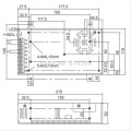 Best quality 36V 10A 360W Switching Power Supply Driver for CCTV camera LED Strip AC 100-240V Input to DC 36V