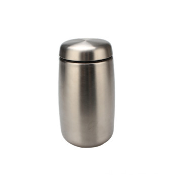 Cigarette Case Small Storage Canister for Tea