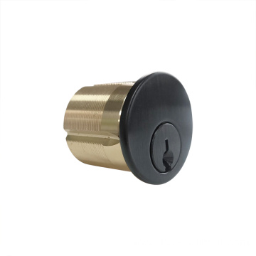 American Round Multi Key Brass Door Lock Cylinder