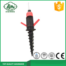 Plastic And Metal Ground Screw