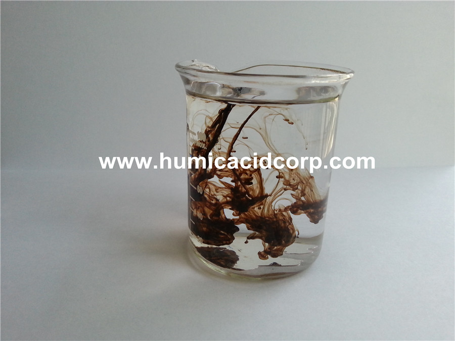 Natural Mineral Fertilizer Humic Acid