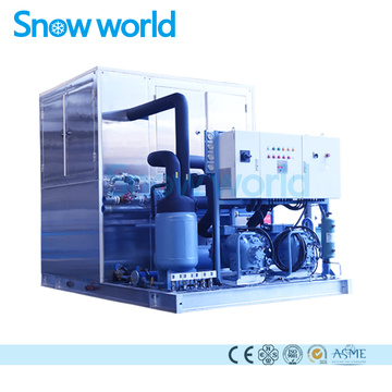 Snow world 10T Ice Plate Making Machine