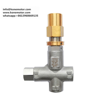 VP53  VB350 Regulating valve