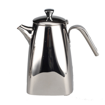 Espresso Coffee Over Kettle