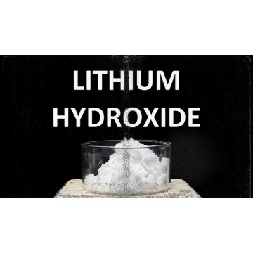 why is lithium hydroxide used in batteries