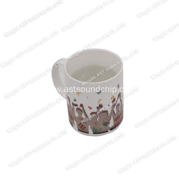 Christmas Music Mug,Sublimation Mug,Design Mug
