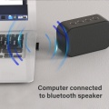 Wireless USB Bluetooth 5.0 Adapter Mini Bluetooth Dongle Music Sound Bluetooth Transmitter Receiver Adapter For PC Computer
