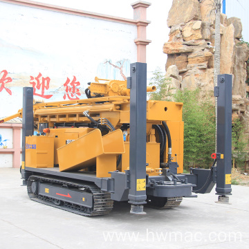 XSL5/260 Full Hydraulic Deep Water Wells Drilling Rig Machine