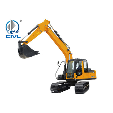 Excavator Crawler CVXE150D with High Efficiency