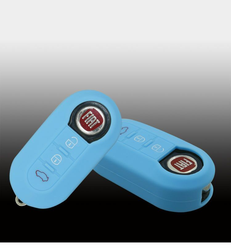 silicone car key protector
