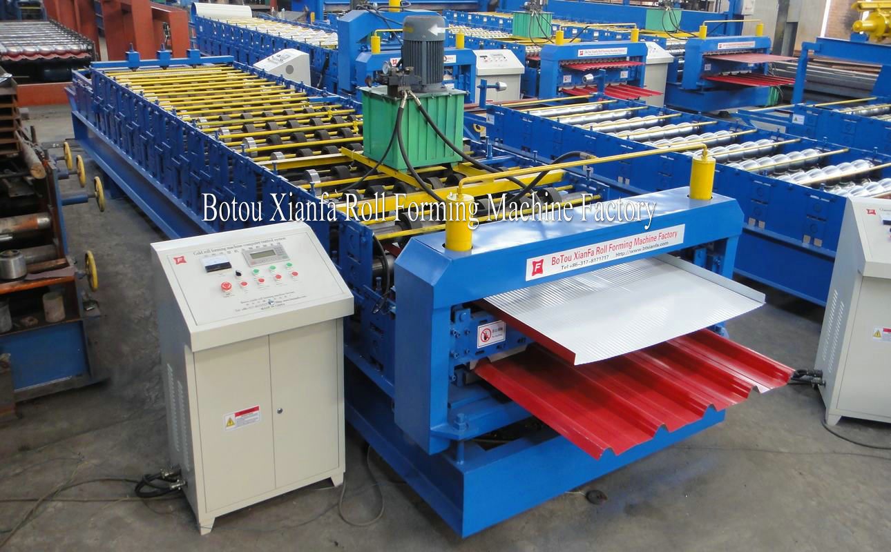 manual type composite forming machine