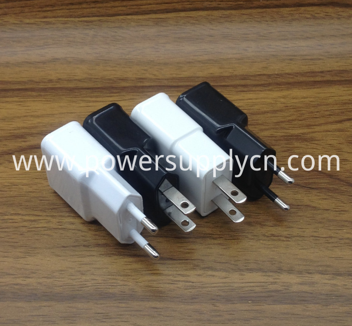 5V2100MA Single USB Charger