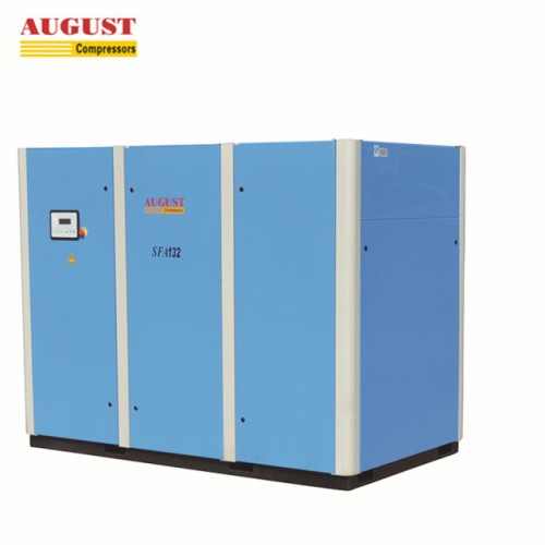 132kw 180hp VSD air compressor for Textile Machine