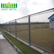Free sample Diamond hole Galvanized Fence