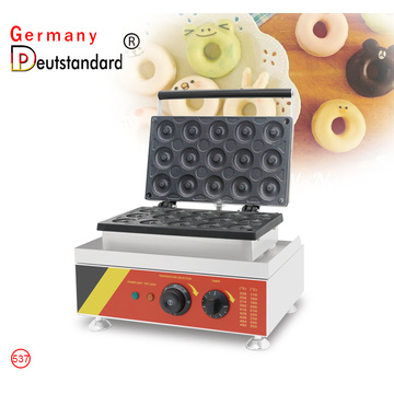 15 hole 220V 110V donut maker