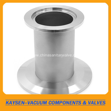 KF (QF) Vacuum Straight Reducer Nipples (304 SS)