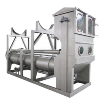 Normal temperature silk fabric dyeing machine
