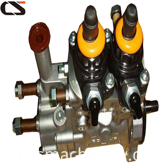 6156-71-1112 PC400/450-7-8 Fuel injection pump