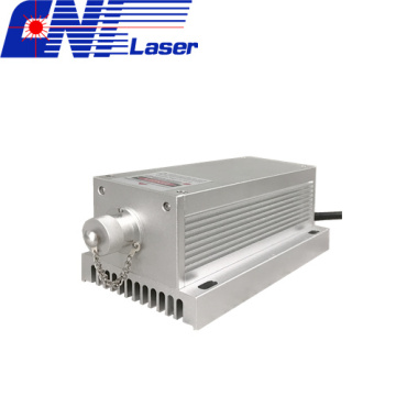 Green Q-Switched Pulsed Laser Series