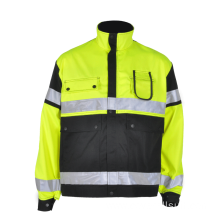 waterproof security safety work wear jackets