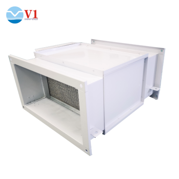Uv light duct cleaner uv sterilizer salon