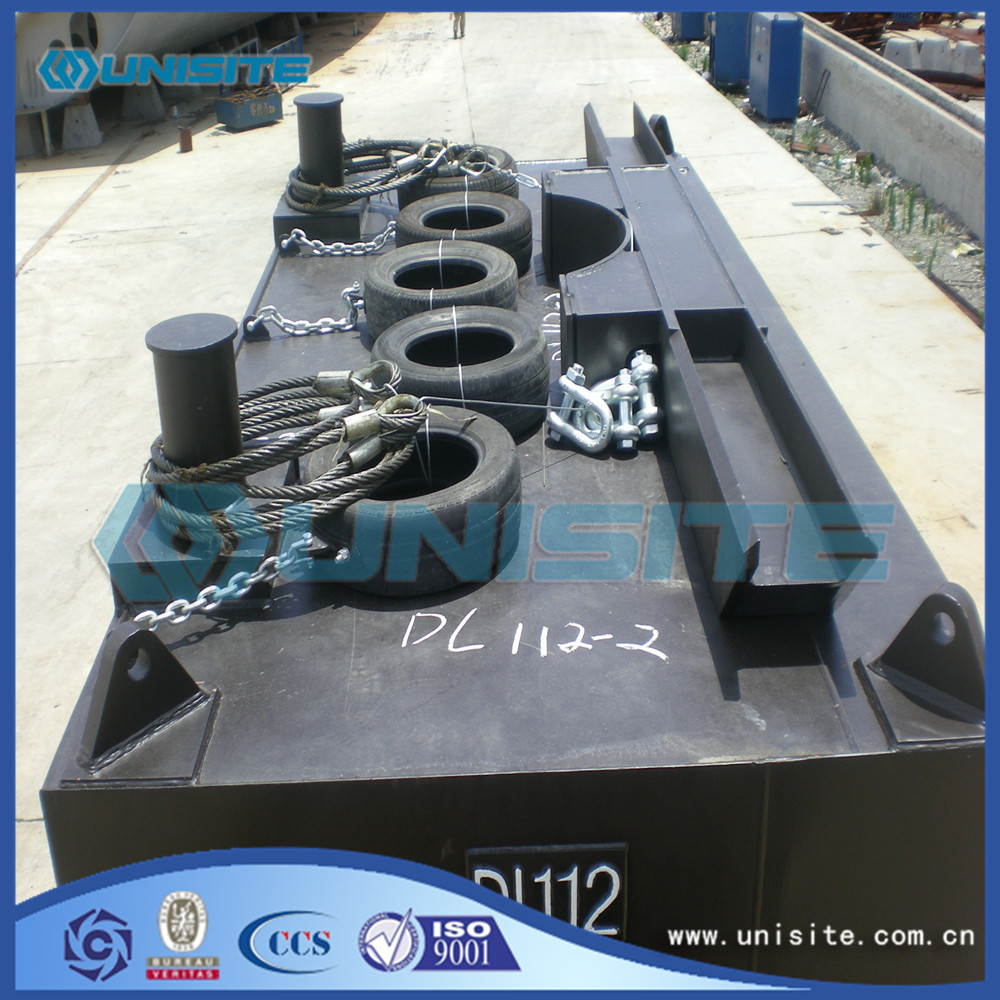 Dredging Steel Pontoons Float for sale