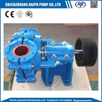 Centrifugal slurry pump for tailing mining