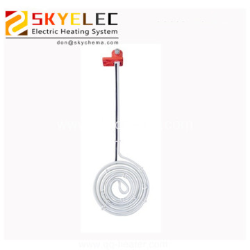 Resistance to acid and alkali corrosion Teflon (PTFE) immersion heater
