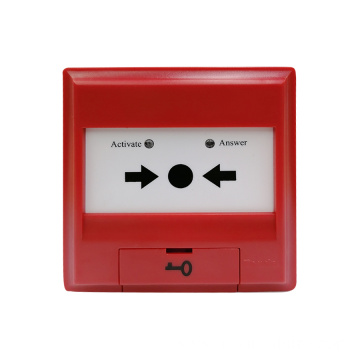 Intelligent Hydrant Button for Fire Alarm