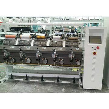High Speed Electronic Assembly Winding Machine