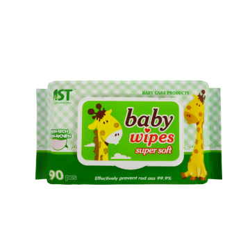 Babies Age Skin Care baby Wet Wipes
