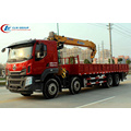 Dongfeng 8X4 Manual Truck Mounted 16Tons Crane