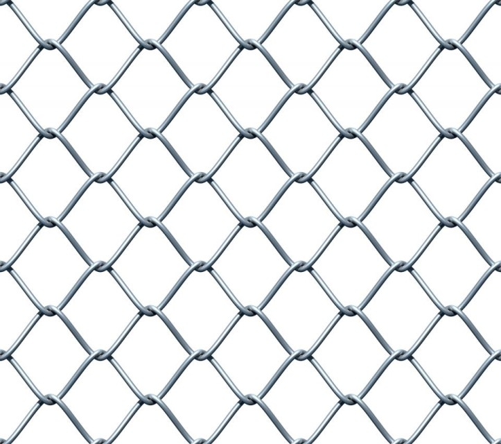 Cheap Fence PVC Coated Used Chain Link Fence