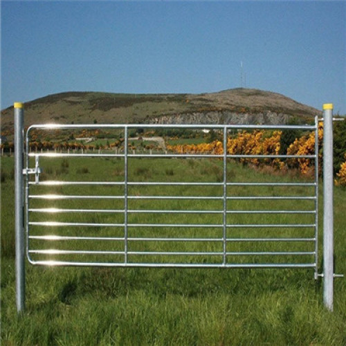 High quality sheep cattle yard panels livestock fence