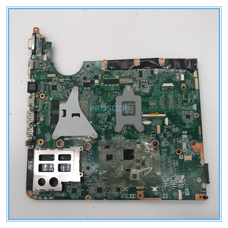 High quality For DV6-1000 Laptop motherboard 509451-001 509451-501 509451-601 DAUT1AMB6D0 100% working well