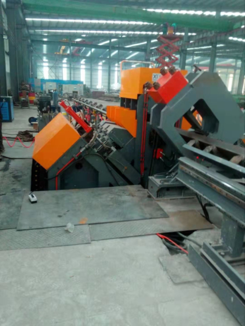 Angle Line Structural Steel From Jinan