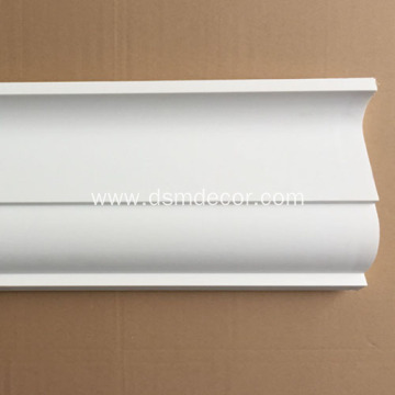 Polyurethane Plain Crown Moldings
