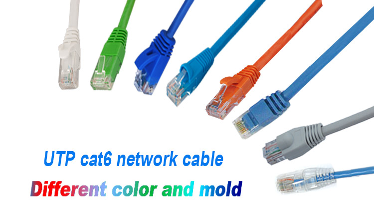 Ethernet CAT6 cable