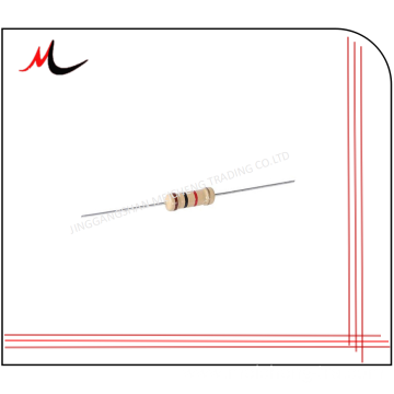 Carbon Film Resistor 1/4W 18K 5% through hole