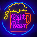 CERVEZA BAR NEON SIGN