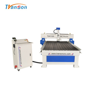 CNC router machine 3KW with DSP controller