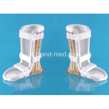 Respirável Medical Ankle Brace Bedridden Paciente Paralisado