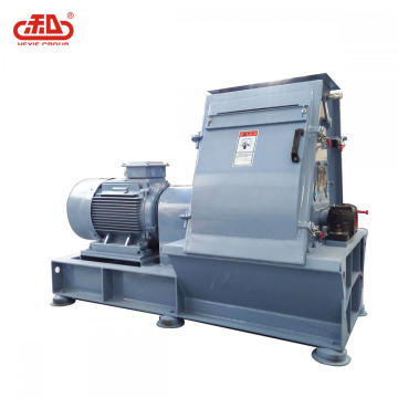 Animal Feed Crushing Equipment Hammer Crusher Machine