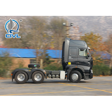 380HP HOWO 6 x 4 Prime Mover Trailer