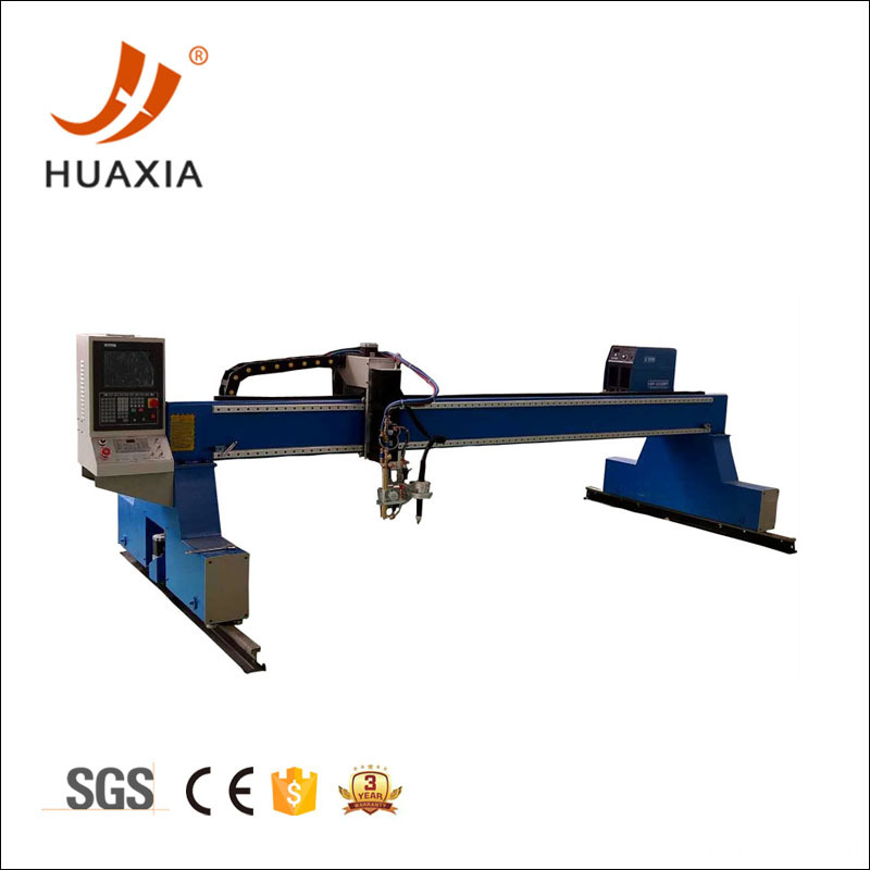 Used widely CNC gantry plasma cutting machine
