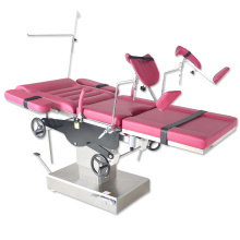 Economical Hospital Manual Gynaecology Delivery Table